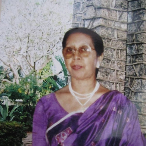 Mrs Indrani Munasinghe