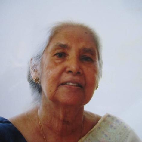 Mrs Manel Hewavitarne Ratnatunga