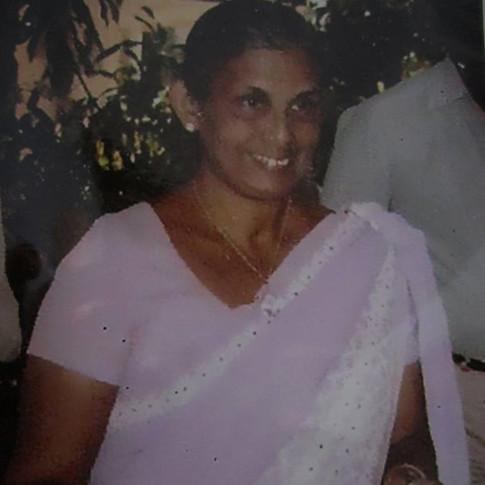Mrs Chitra Gunawardena