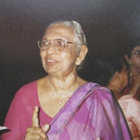 Mrs Ethel Fernando