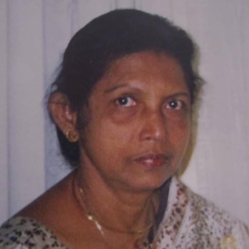 Mrs Suvineetha Amarasinghe