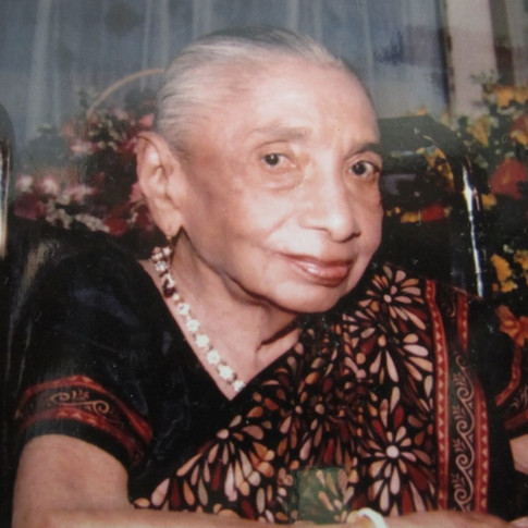 Mrs Snehalatha Amerasinghe