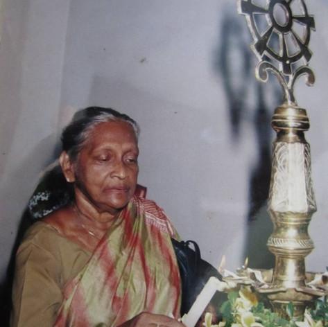 Mrs Sylvia Liyanasooriya