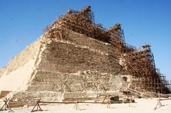 Saqqara Restoration