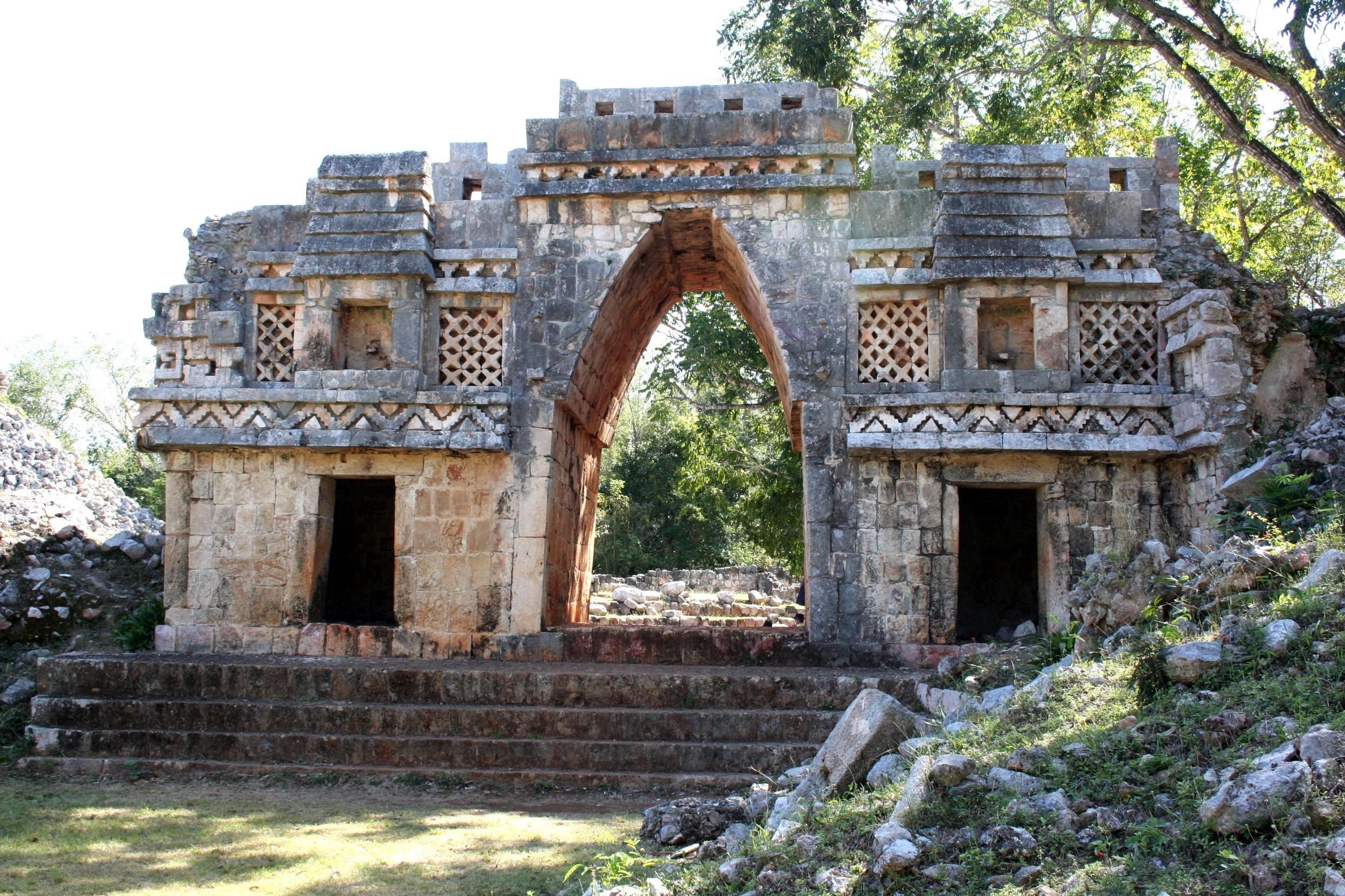 Mayan Temple Labna