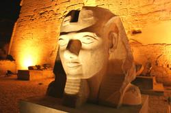 Ramses Statue at Luxor