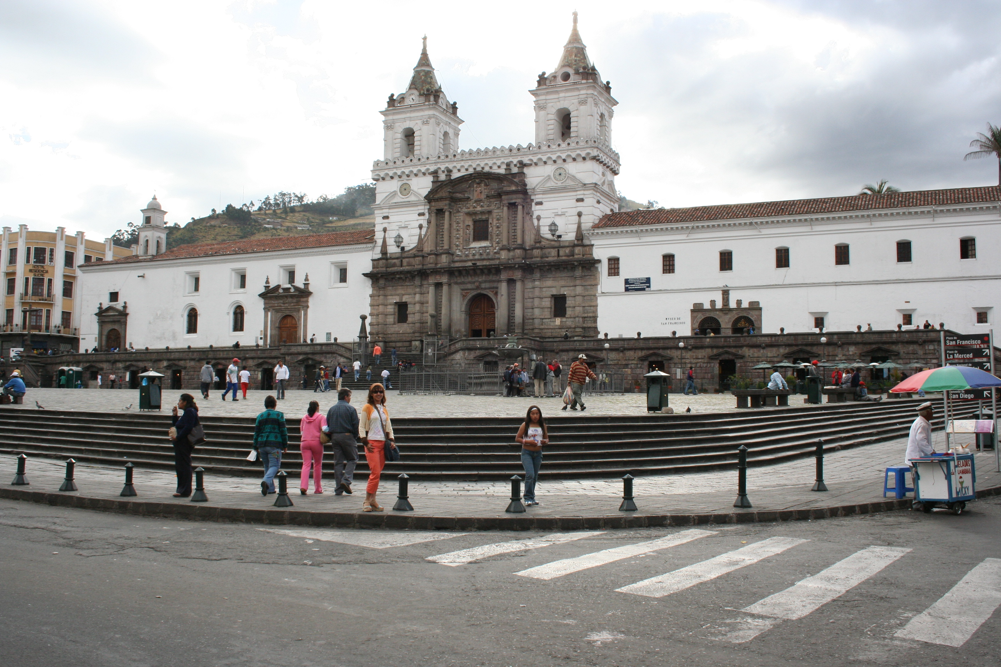 San Francisco Cathedral, Quito
