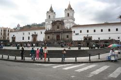 San Francisco Cathedral, Quito