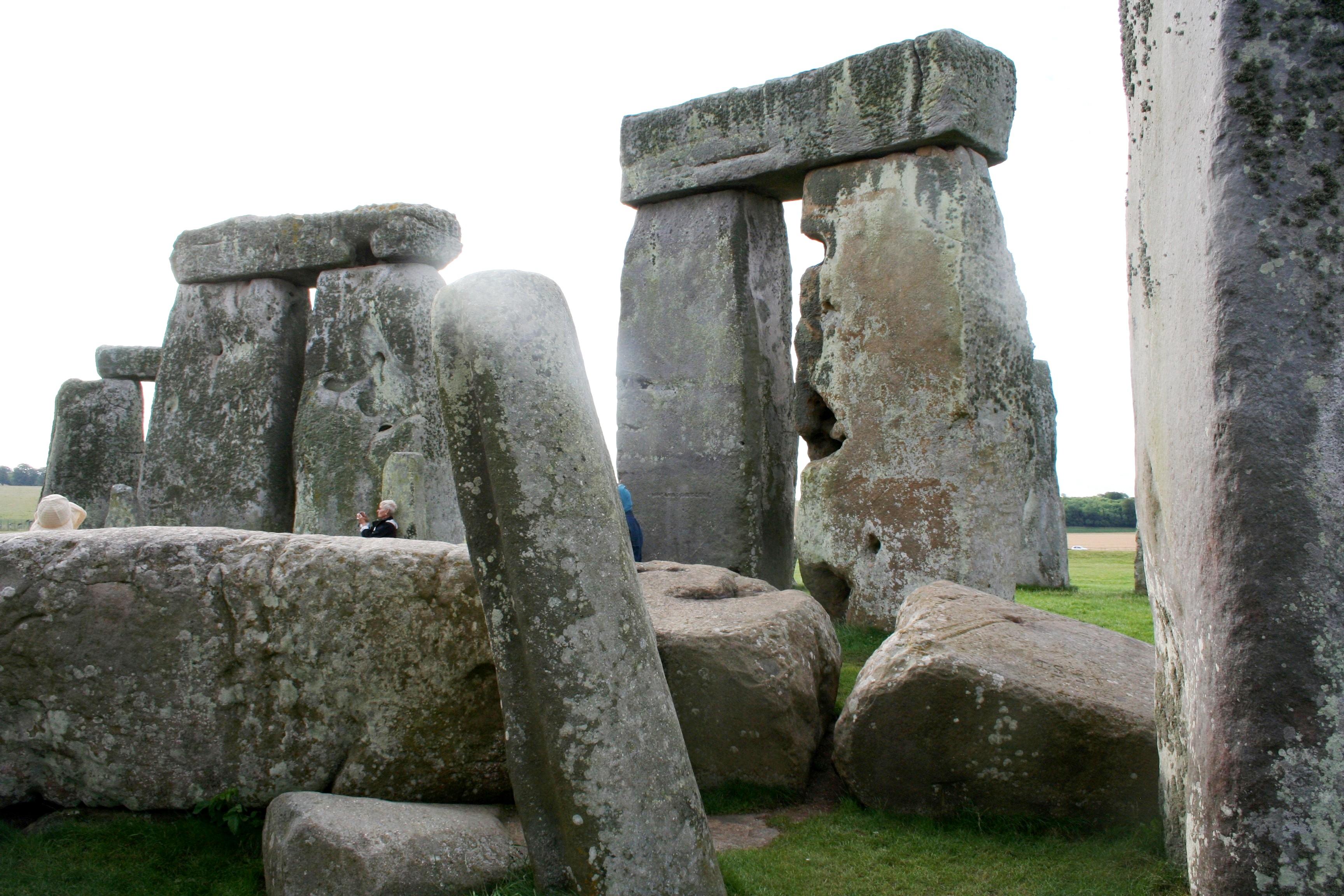 Stonehenge Interior