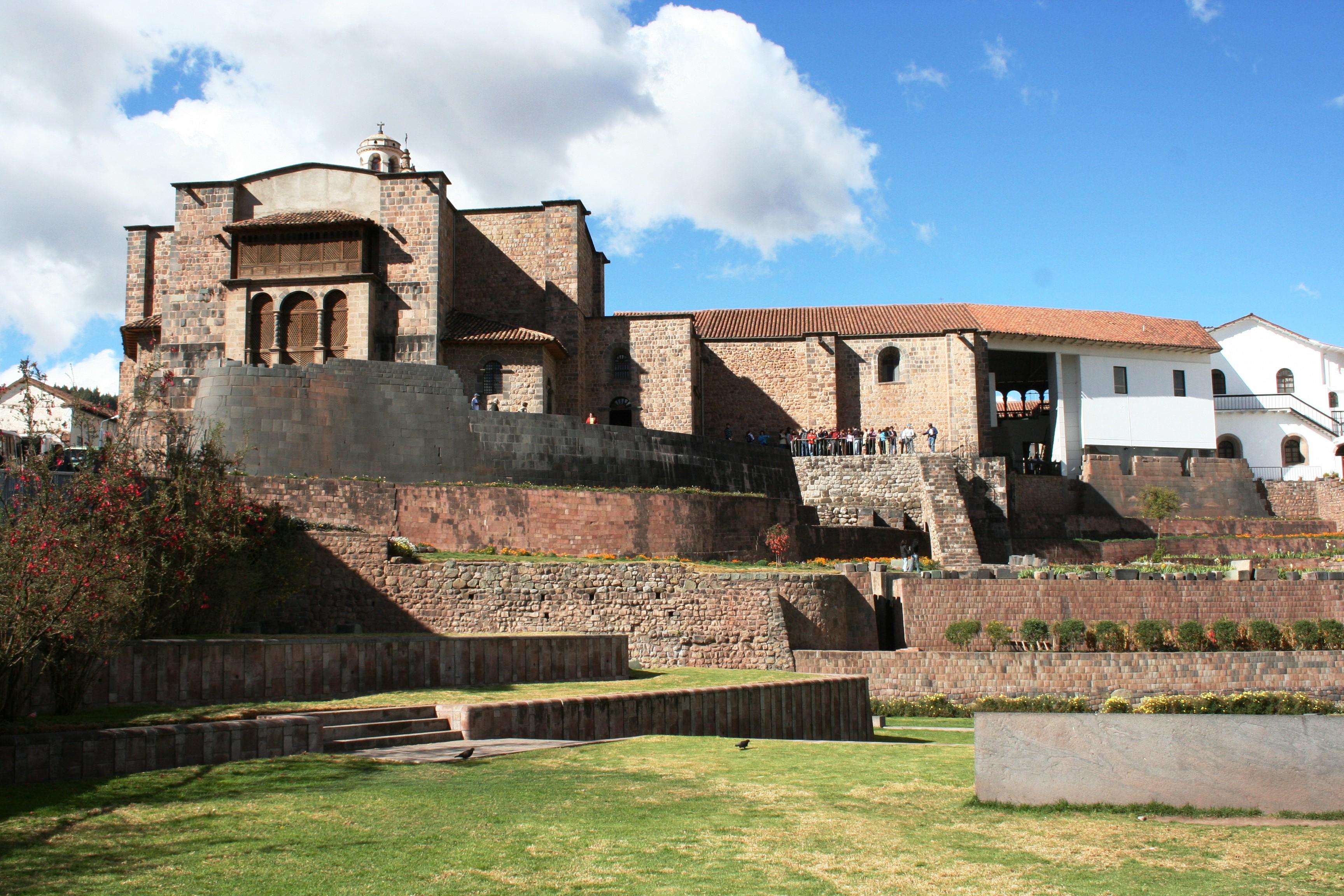 Coricancha in Cuzco