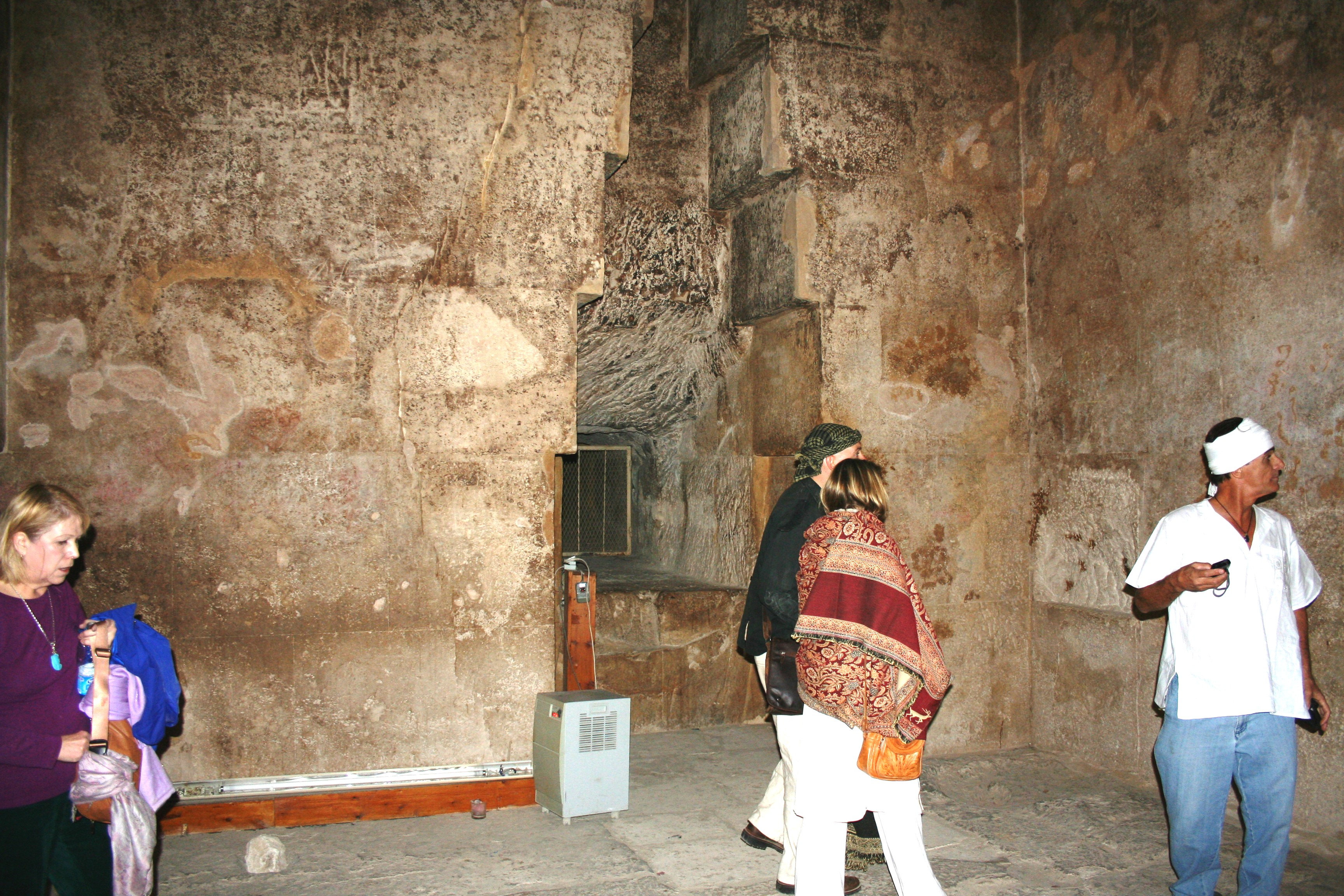 Queen's Chamber of Great Pyramid