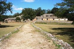 Building at Labna