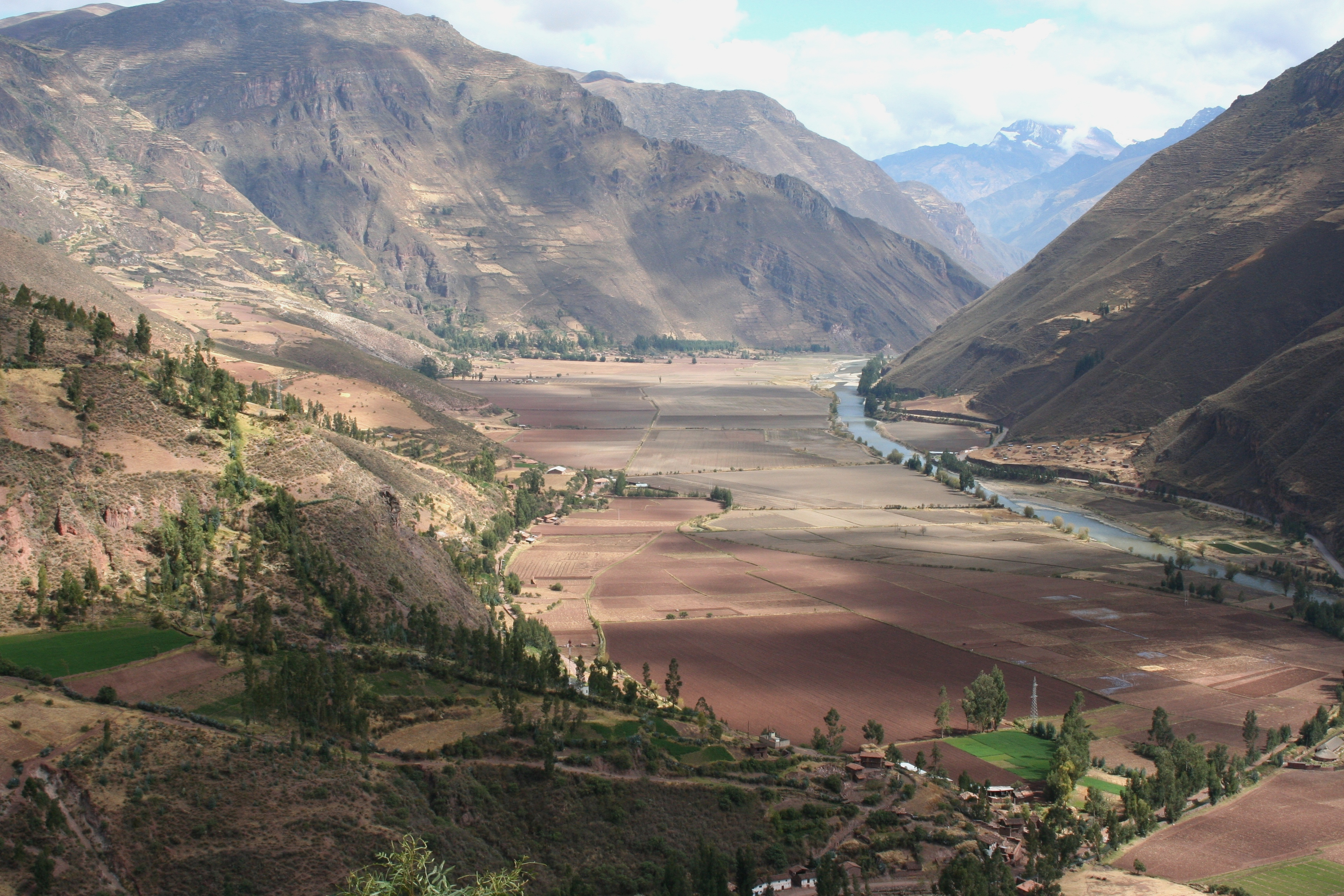 Sacred Valley of the Inca