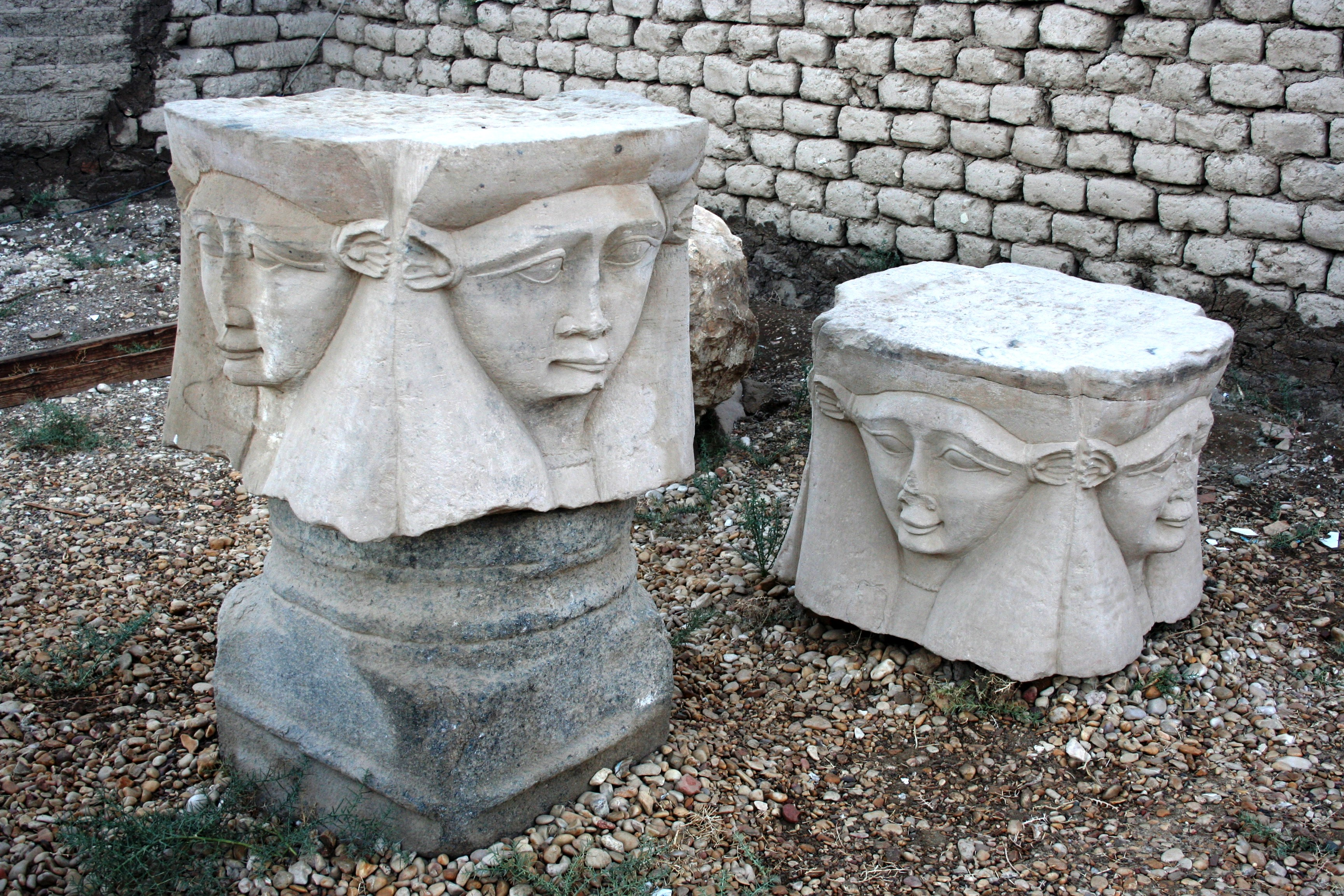 Hathor Statues