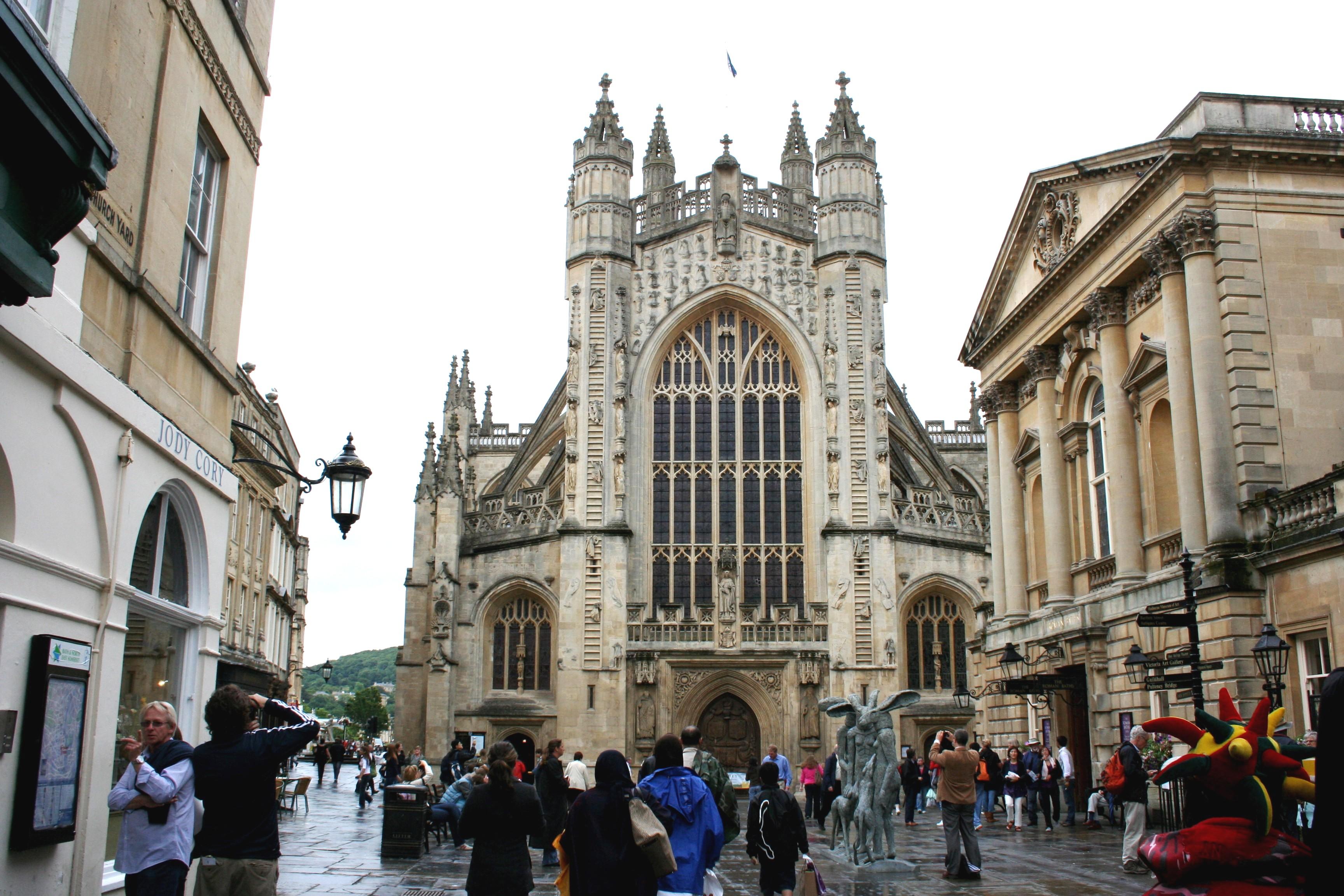 Bath Cathedral