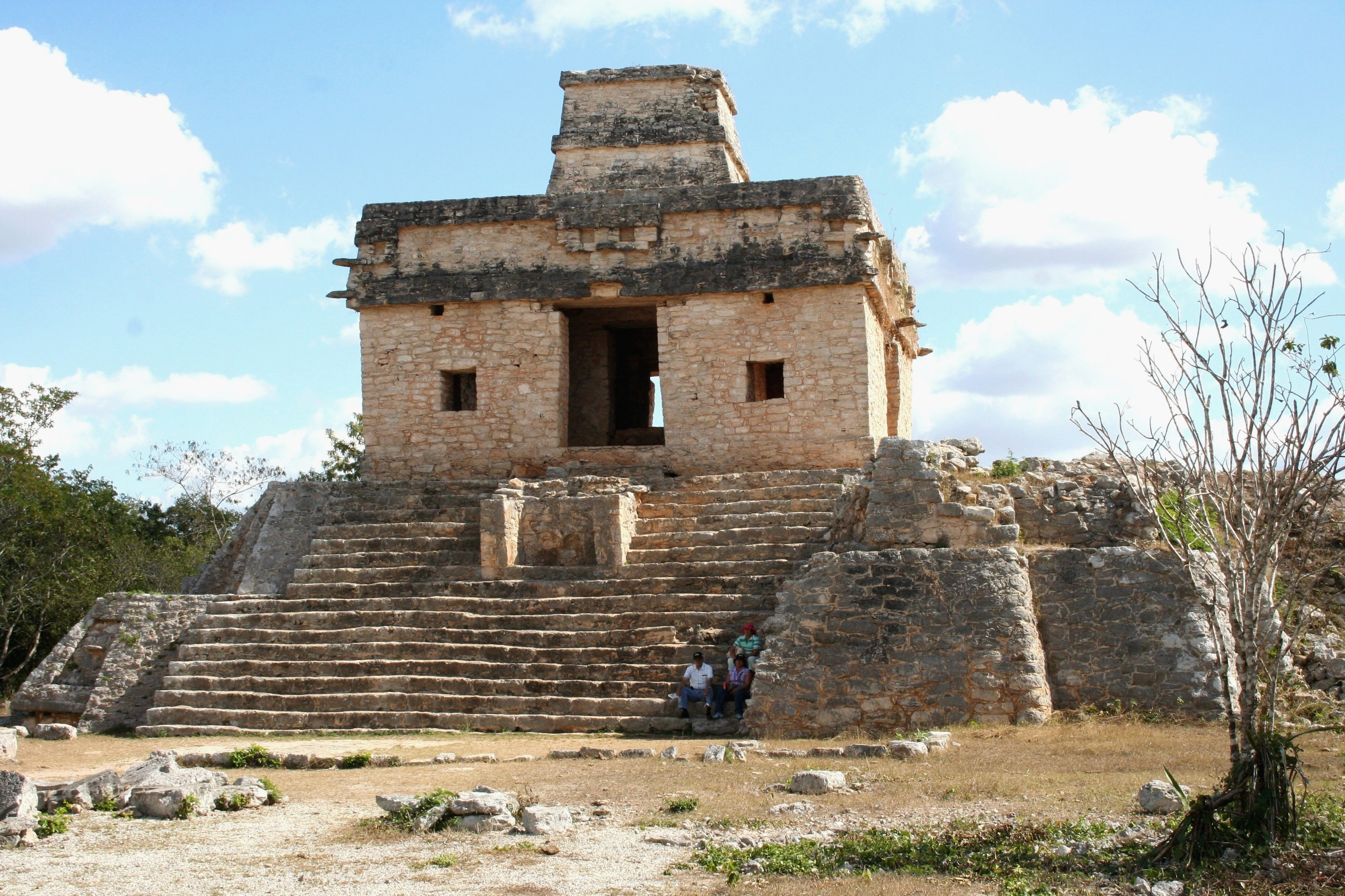 Temple of Dzibilchaltun