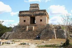 Temple of Dzibilchaltun