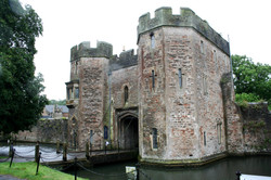 Gate to Bishop's Palace