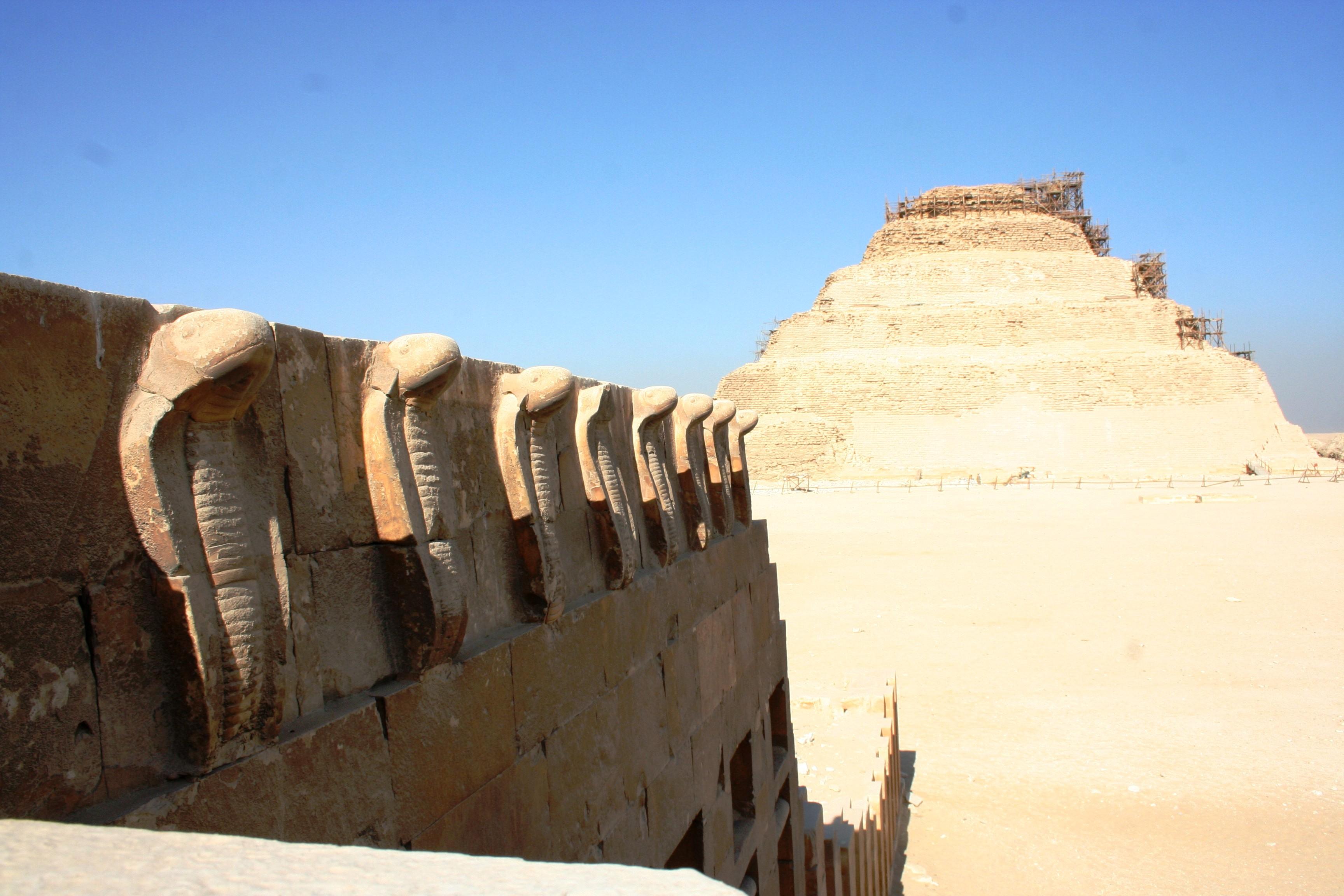 Cobras & Saqqara