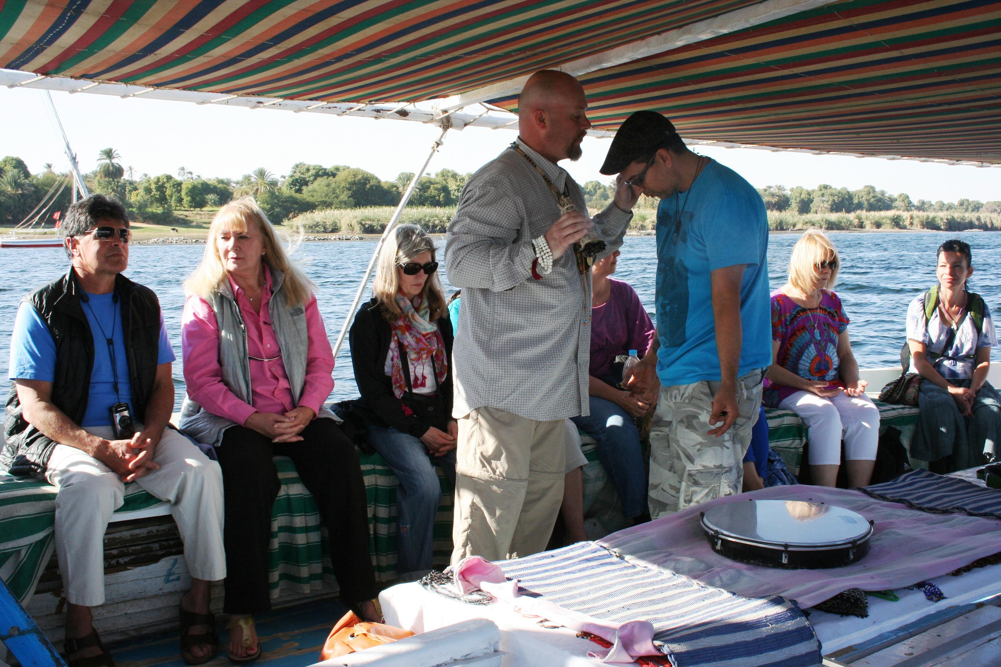 Boat Ride to Philae Island