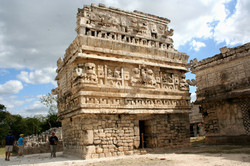 Building at Chichen Itza