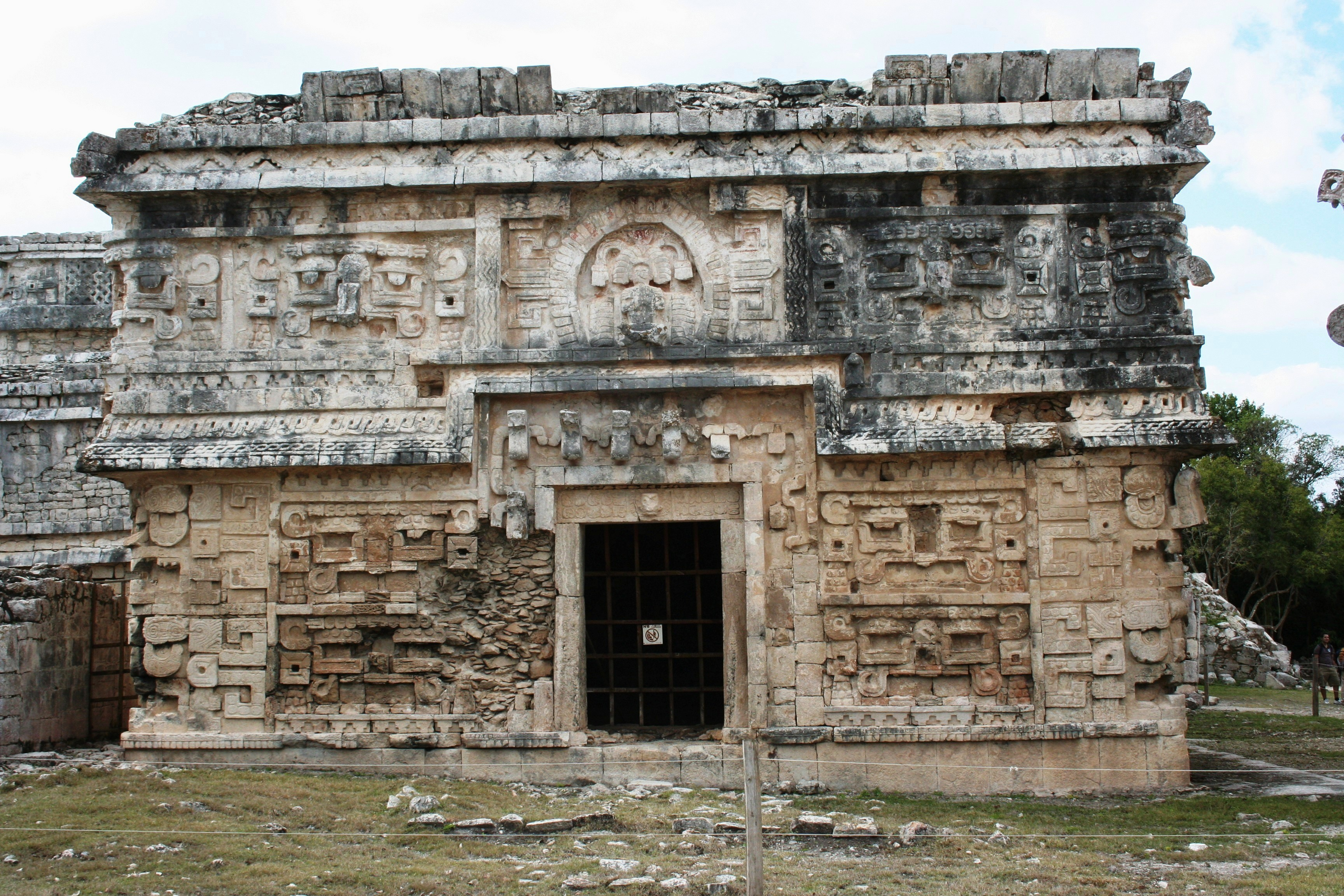 Building at Chichen Itza