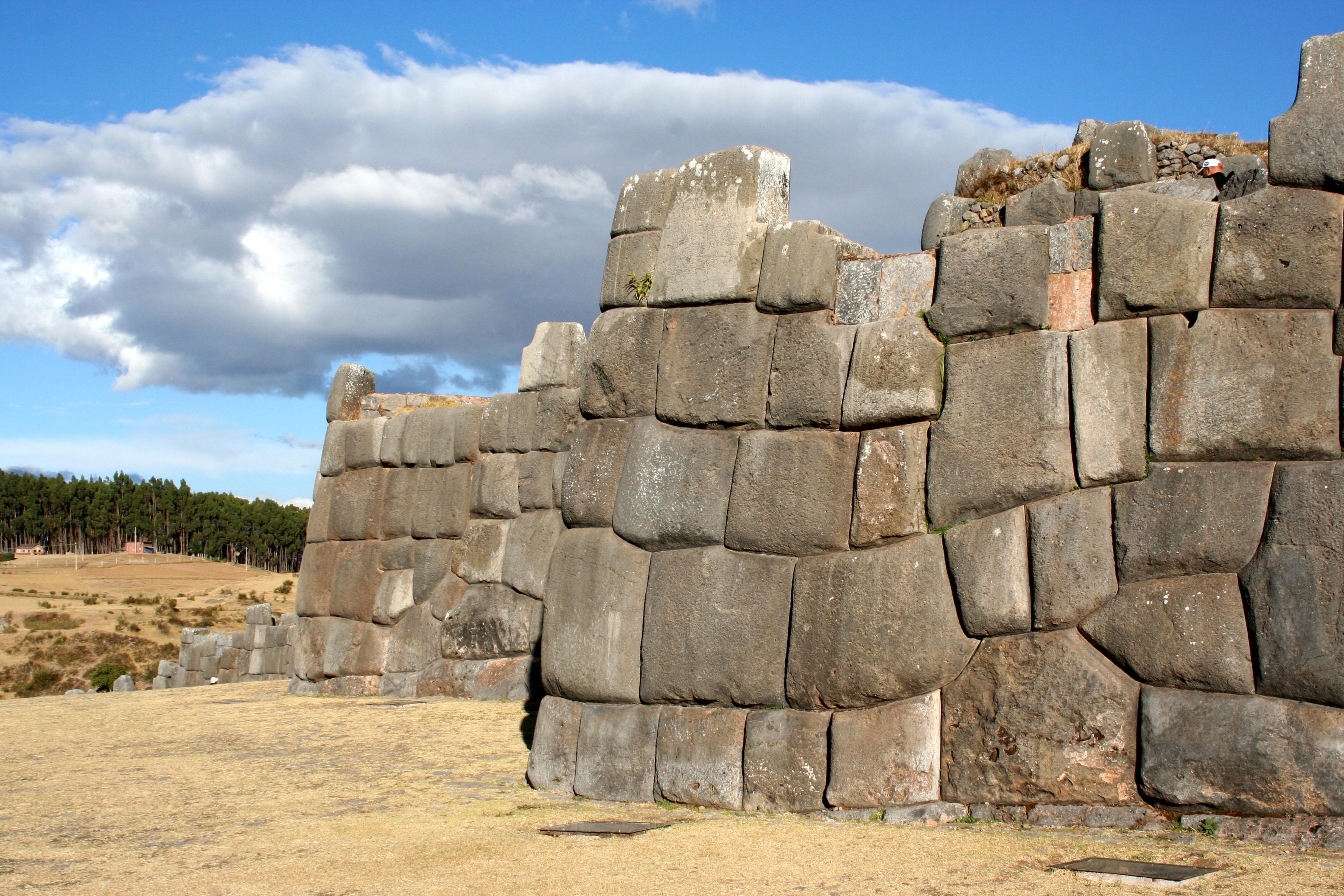 Saqsaywaman Inca Fortress, Cuzco