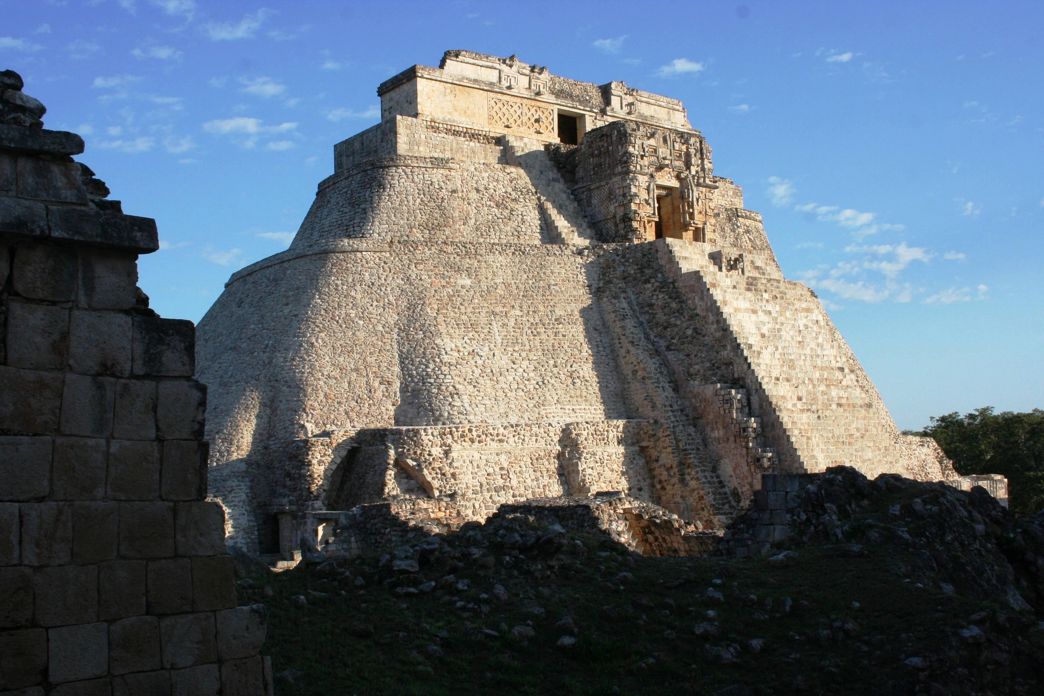 Uxmal Pyramid of the Magician