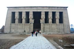 Temple of Hathor at Dendera