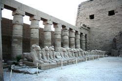 Karnak Rams