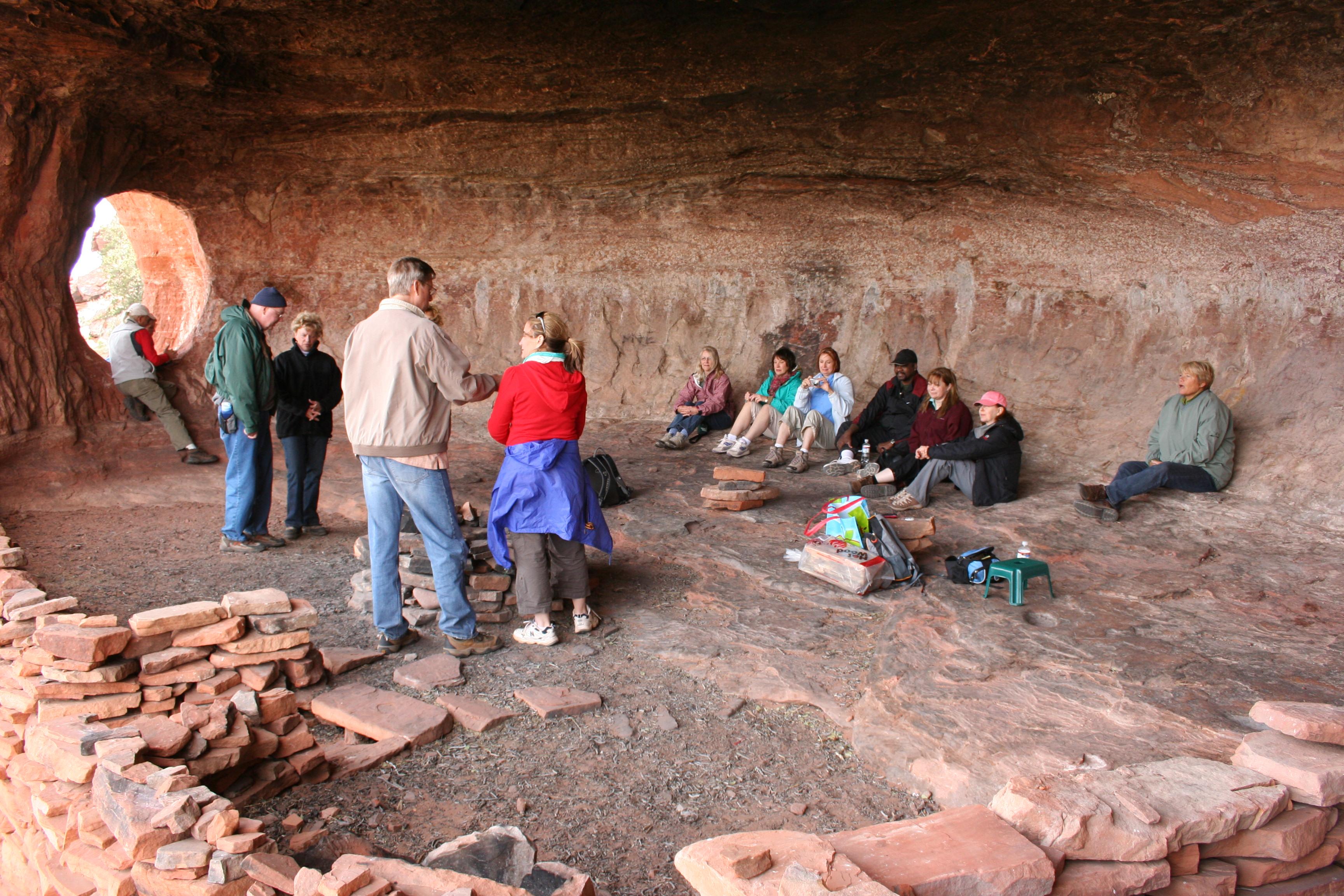 Shaman's Cave