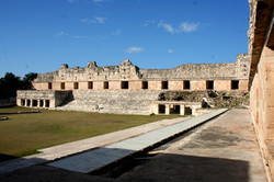 Mayan Temple Uxmal