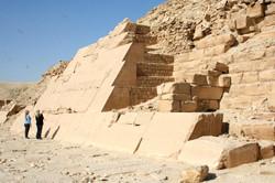 Pyramid of Pharoah Unas