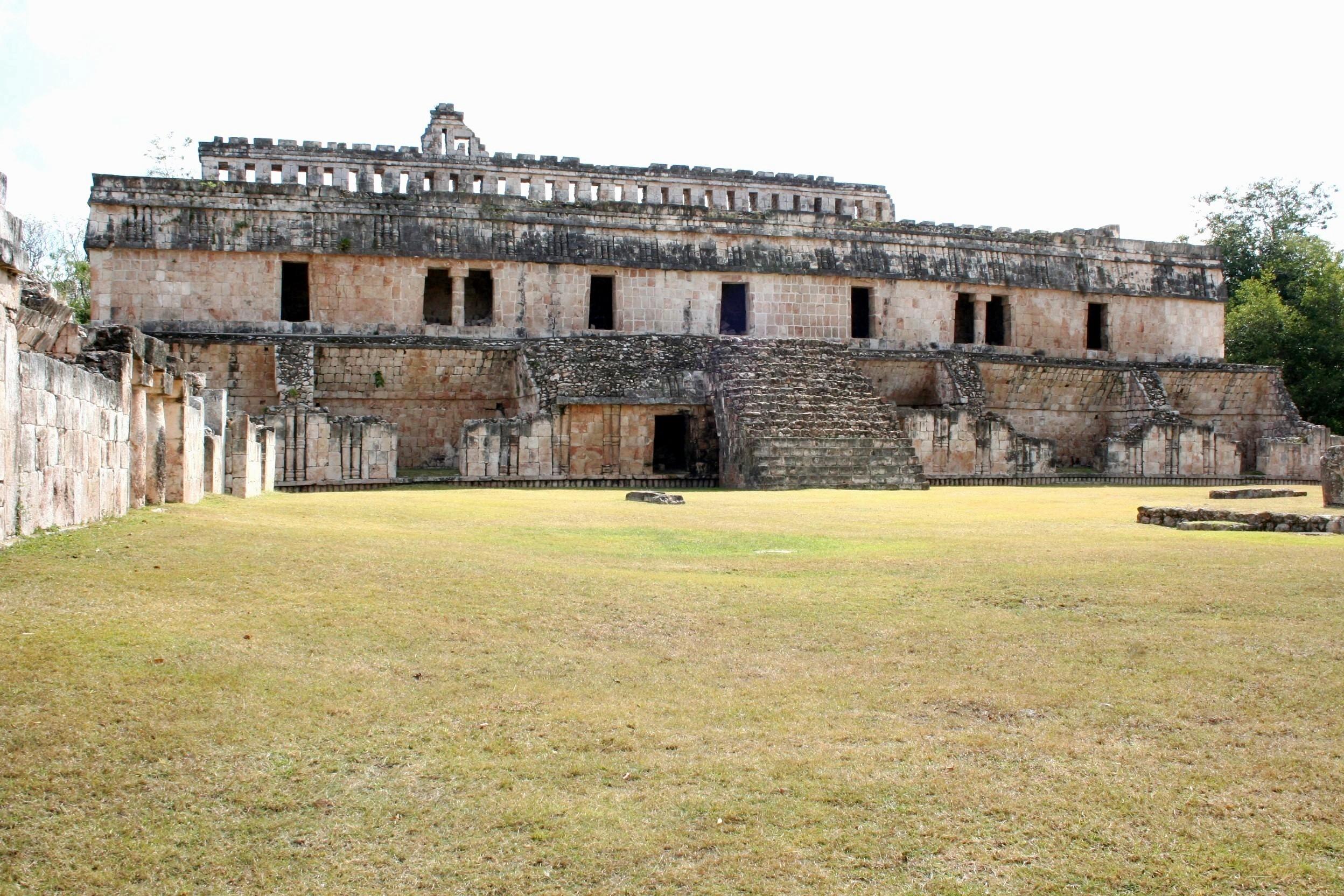 Mayan Temple Kabah
