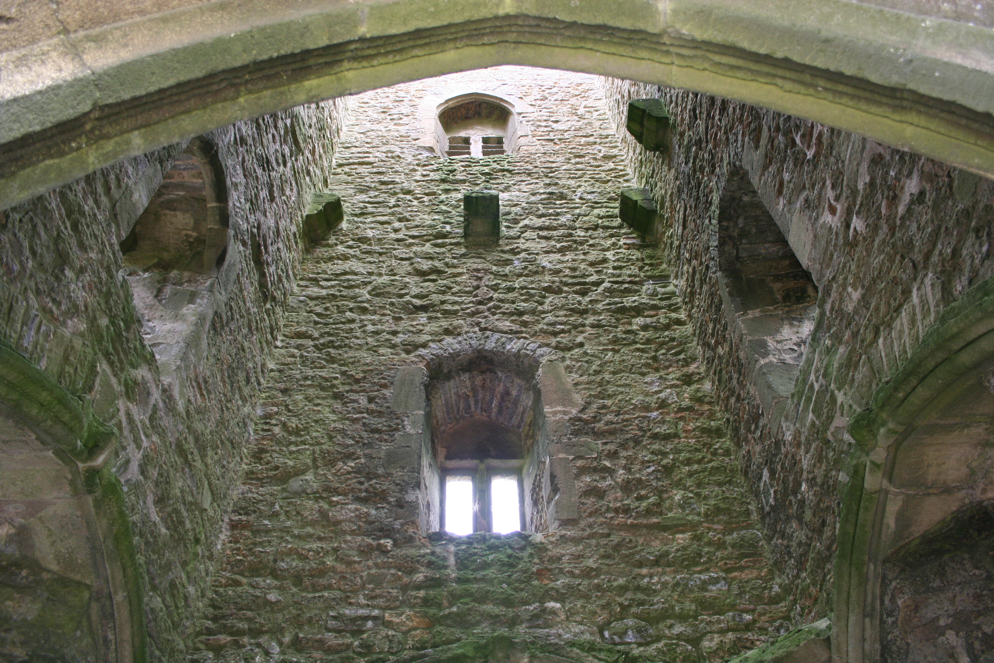 Glastonbury Tor Interior