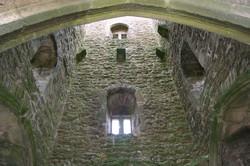 Glastonbury Tor Interior