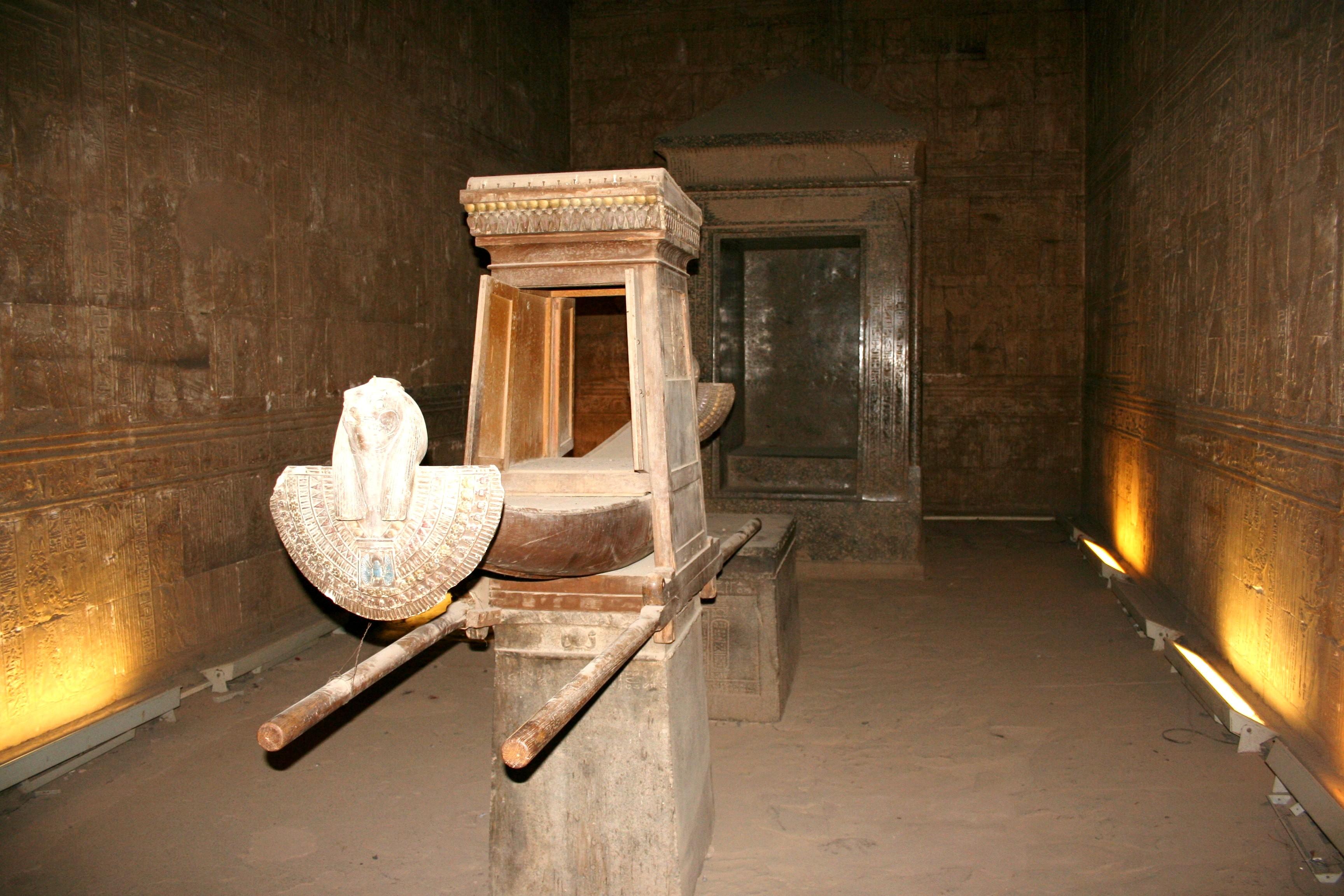 Sanctuary of Temple of Horus