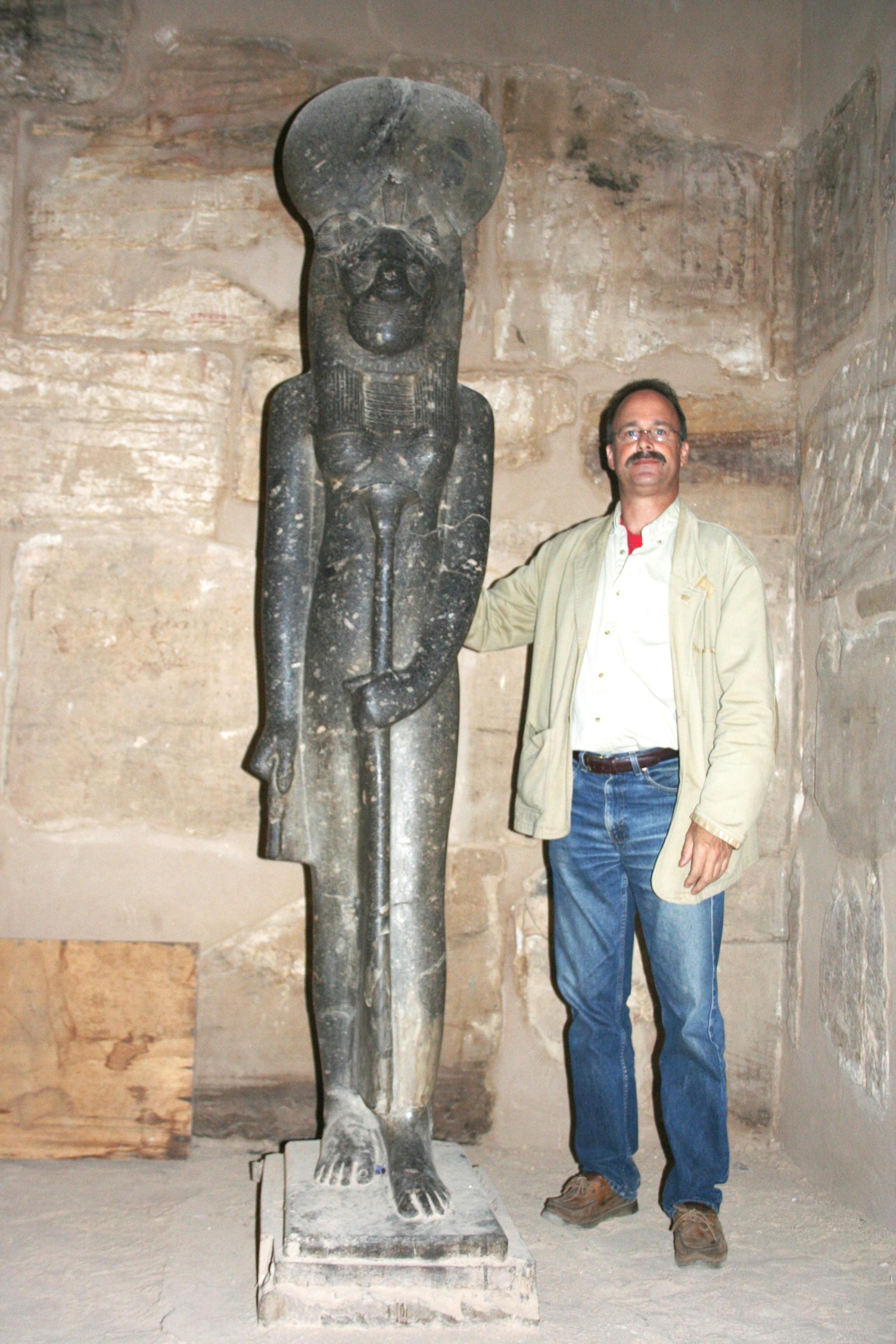 Chapel of Sekhmet at Karnak