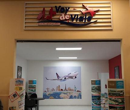 Agencia de viajesvoy de viaje franquicia