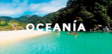 Continente Oceanía