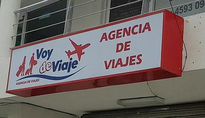 Voy de Viaje Las Américas
