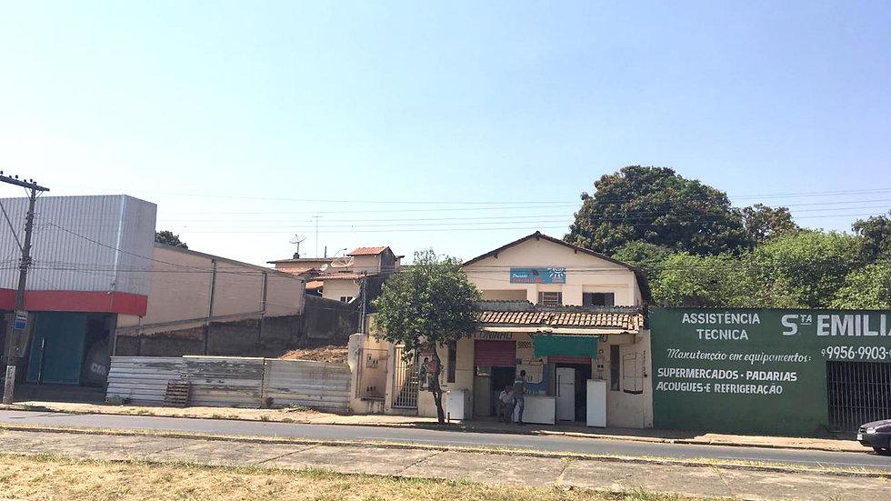 Terreno Avenida João Paulo II