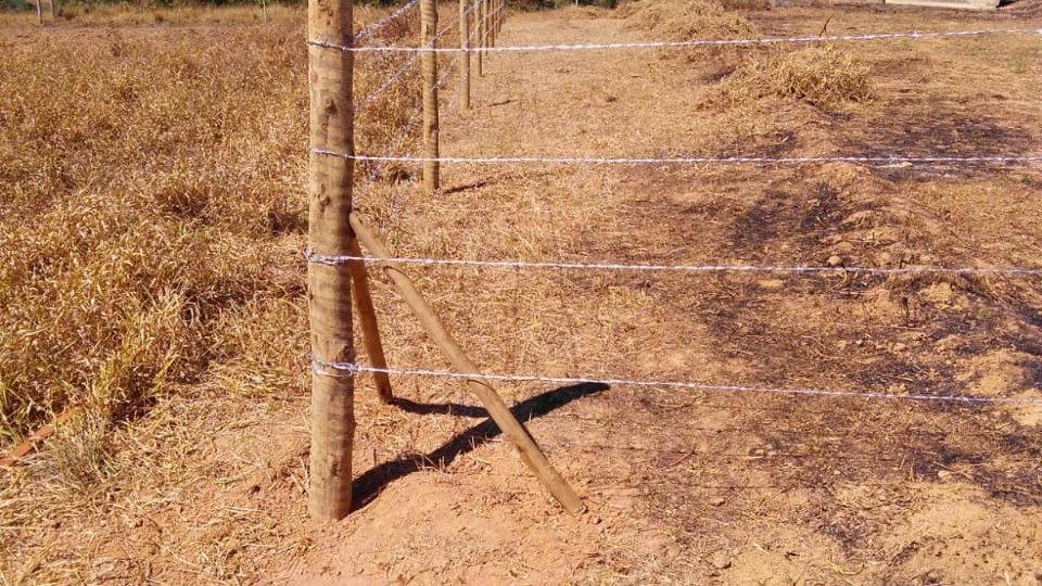 Área rural 12km de Araxá (em frente a Maccain)