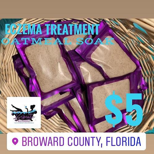 Eczema Treatment Oatmeal Soak
