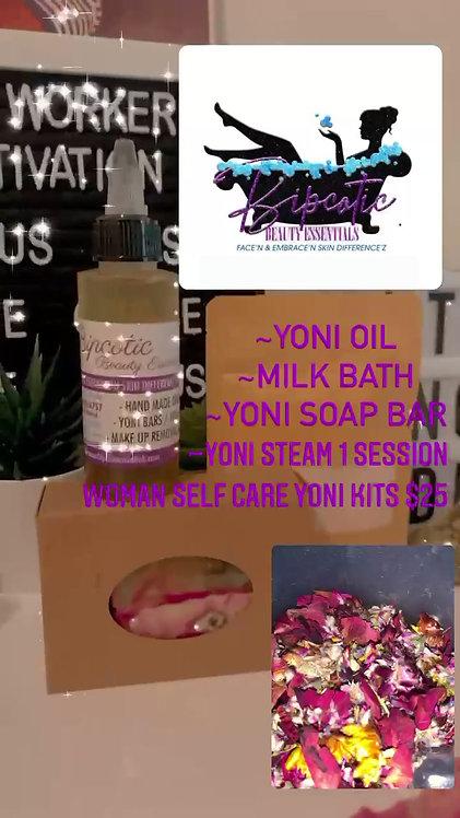 Woman Hygiene Self Care Yoni Kit