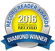 Record Reader Awards 2016 Diamond