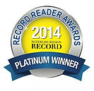 Record Reader Awards 2014 Platinum