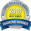 Record Reader Awards 2018 Diamond