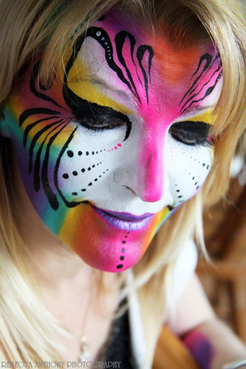 Cirque+Face+Painting