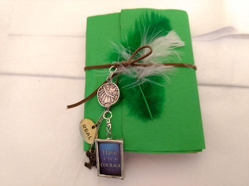 Green Journal Large